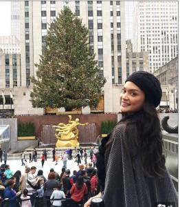 Miss Universe. instagram