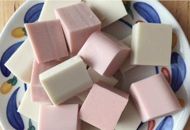 Home made sugar free marshmallows