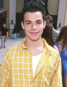 Michael Galeota As A Young Disney Star. Image Source: Getty Images.