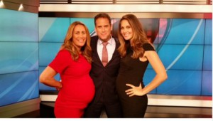 pregnant tv presenter 2