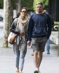Alisa and her husband,  Image source: Instagram