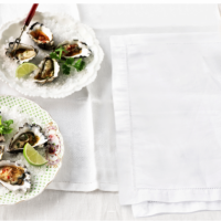 Thai oyster duo