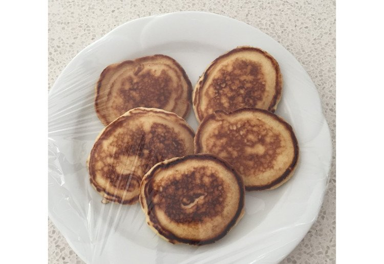 Pikelets for Sunday Brunch