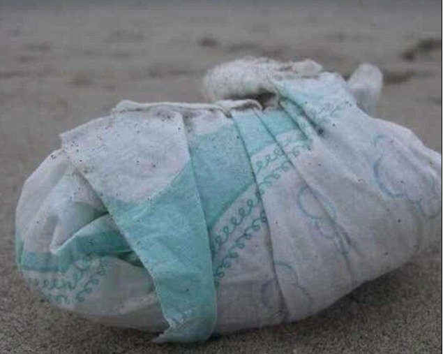 Teenagers Boiling Sanitary Pads and Nappies to Get High