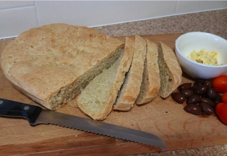 Munchy Crunchy Bread
