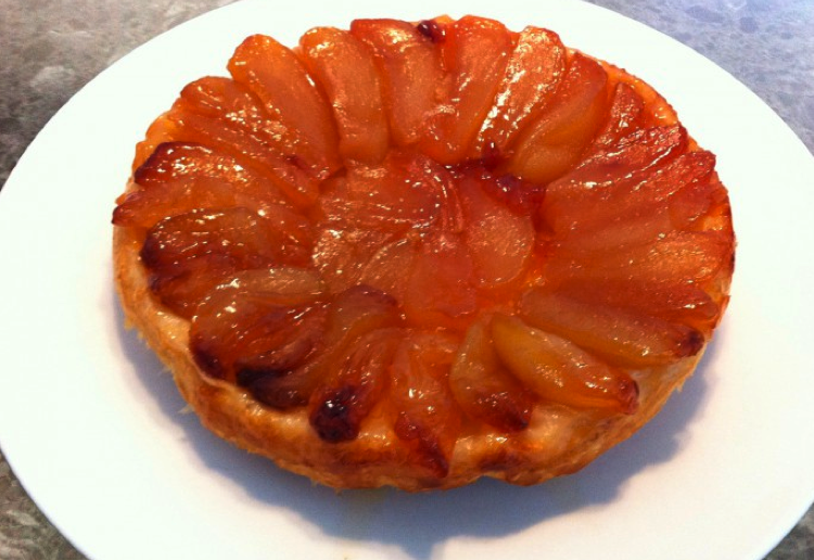 kjgarner reviewed Tarte Tatin