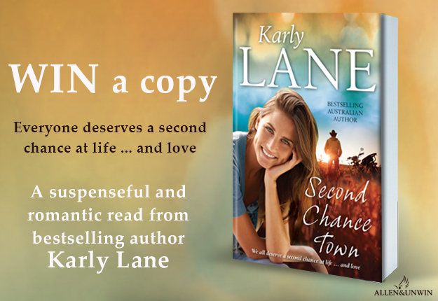 WIN 1 of 20 copies of Second Chance Town