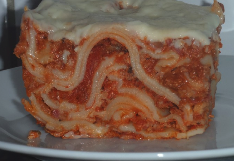 Cheats Lasagne