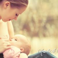 Oh the shame! Breastfeeding in public?