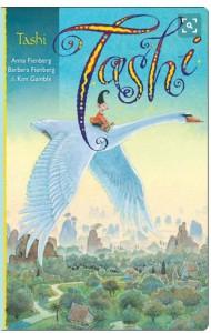 Tashi Book Cover. Image source: Pinterest.