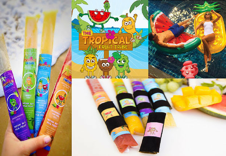 WIN Summer Fun Packs from The Tropical Fruit Tribe!