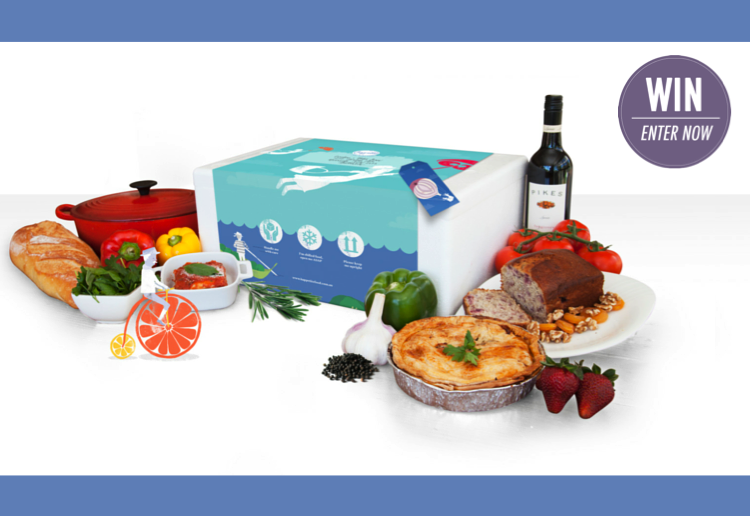 WIN $250 Worth of Happetite Food Gift Prizes!