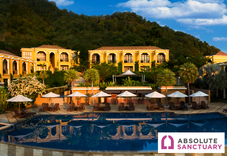 WIN 6 luxurious nights at Absolute Sanctuary for two*