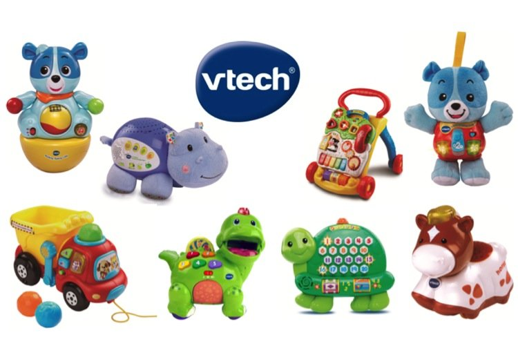 Win 1 of 2 VTech Educational Toy Prizes