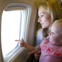 Top Tips for Happy Plane Travelling with Kids