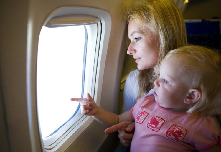 Kim reviewed Top Tips for Happy Plane Travelling with Kids