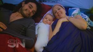 family-camping-art