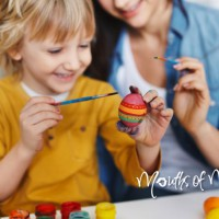 Easy Easter crafts ideas for the kids