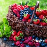 The healing powers of berries