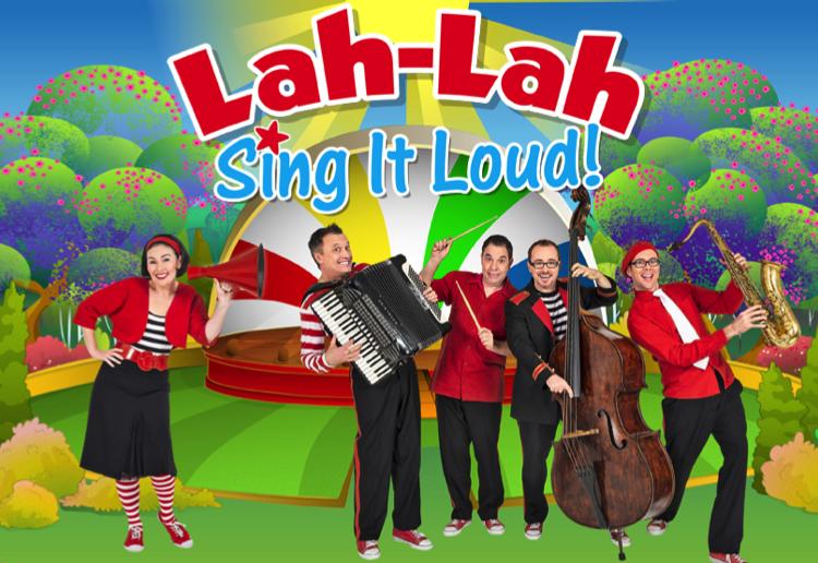 WIN tickets to LAH LAH'S SING IT LOUD! 2016 Australian Tour!