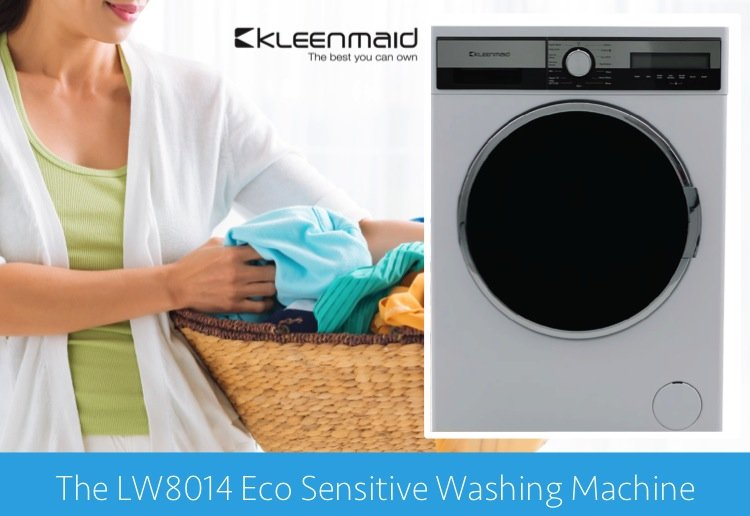 Kleenmaid Eco Sensitive Washing Machine