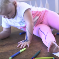 FUNNY VIDEO: Toddler Rules
