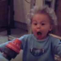 FUNNY VIDEO: 15 Babies Discover Vacuums