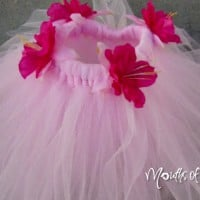 Make a no sew tutu in 15 minutes!