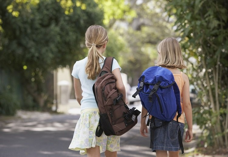 Kids Walking To School Alone? That's Illegal!
