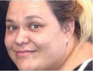 Missing woman, Kellie-Anne.  Image source: Facebook.