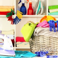 10 handy laundry organisation ideas