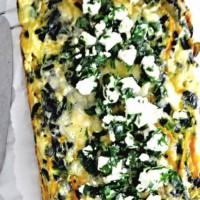 Easy cheesy quiche