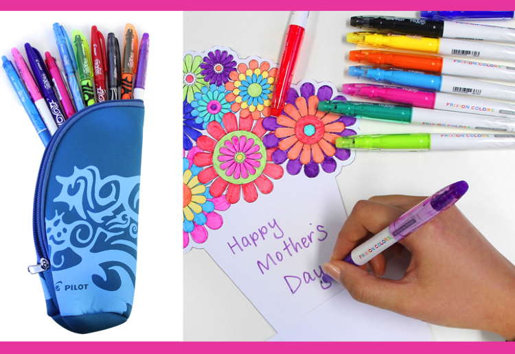 WIN 1 of 12 Pencil cases filled with Frixion pens!