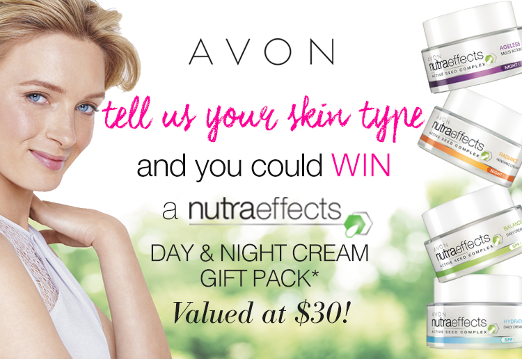 WIN a Nutraeffects day and night cream gift pack!