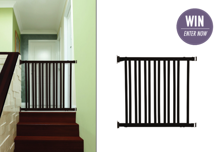 WIN 1 of 10 Nelson Gro-Gates from Dreambaby®