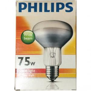 Philips Reflector R80 Globe 75w Es Base