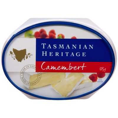 Tasmanian Heritage Camembert Cheese