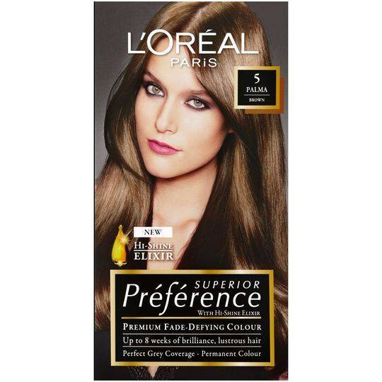 L'oreal Preference 5 Palma Brown
