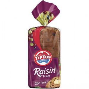 Tip Top Raisin Toast