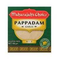 Maharajas Choice Pappadums Garlic