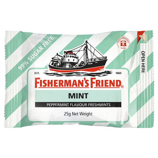 Fisherman's Friend Mints Fresh Sugar Free