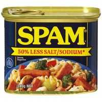 Spam Ham Low Salt
