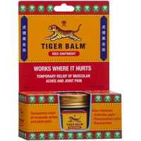 Tiger Balm Ointments Extra Strength