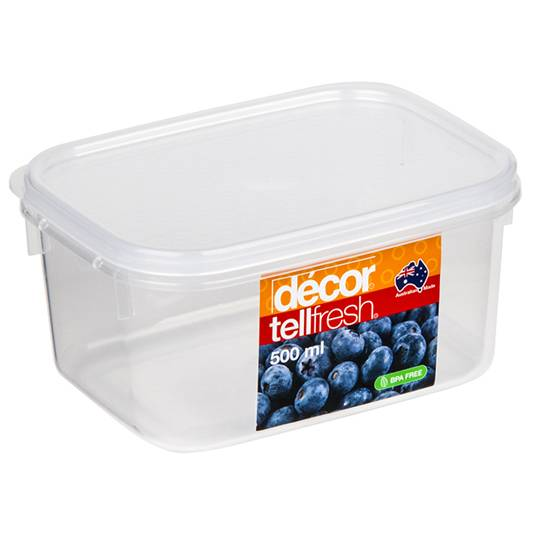 Decor Tellfresh Storer Oblong