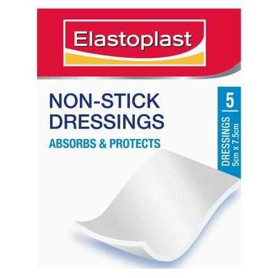 Elastoplast Dressing Non Stick Wound Pad