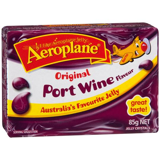 Aeroplane Jelly Original Port Wine