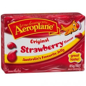 Aeroplane Jelly Original Strawberry