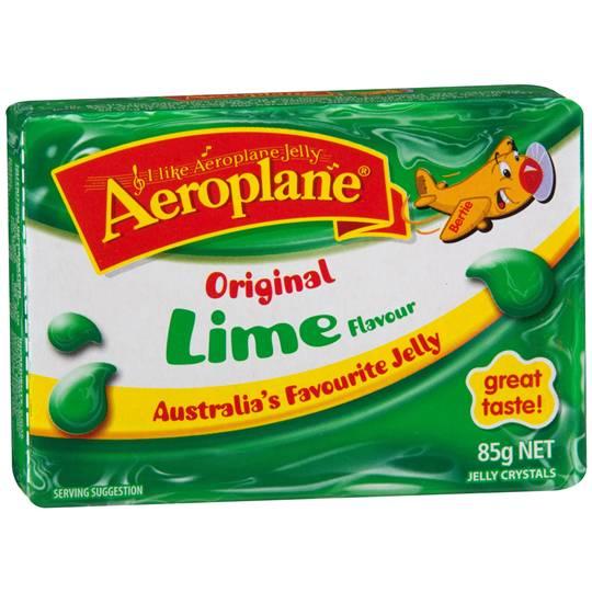 Aeroplane Jelly Original Lime