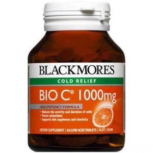 Blackmores Bio C Tablets 1000mg