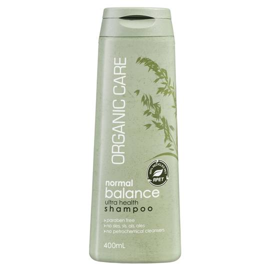 Organic Care Shampoo Normal Balanced